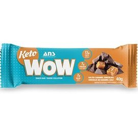 ANS Performance ANS Wow Keto Bars Salted Caramel Chocolate  (Singles)