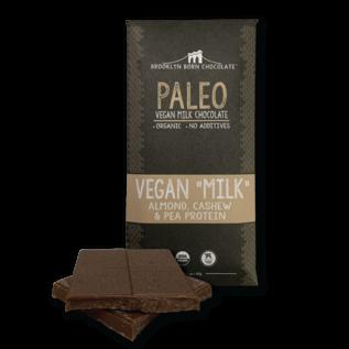 Brooklyn Born Chocolate Brooklyn Born Chocolate Paleo Vegan Milk