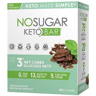 NoSugar No Sugar Keto Bomb Dark Chocolate Mint