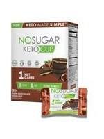 NoSugar No Sugar Keto Bomb Dark Chocolate Hazeknut