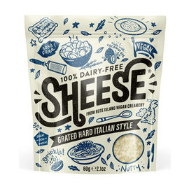Sheese Sheese Grated Hard Italian