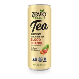 zevia Zeveia- Earl Grey Tea Blood Orange