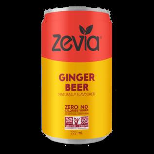 zevia Zevia Ginger Beer Mixer - 4 Pack