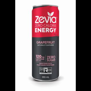 zevia Zevia Grapefruit Energy Drink in Cans