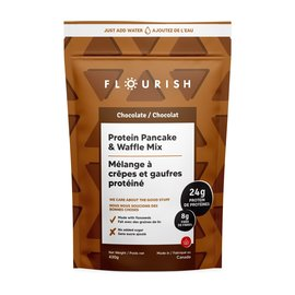 Flourish Flourish Chocolat Protein Pancake Mix