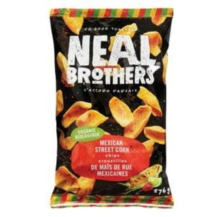 Neal Brothers NB Organic Corn Chips- Mexican