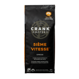 Crank Coffee Co. Crank Coffee Co. 5Ieme Vitesse