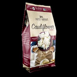 Just About Flower Just about Food- Caulifower Flour