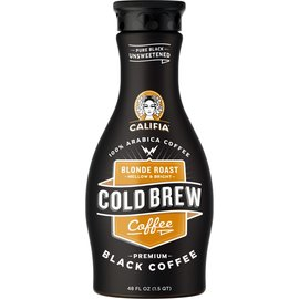 Califia Farms Califia Farms- Cold Brew Blonde Roast