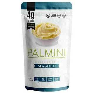 Hearts of Palm Palmini Mashed