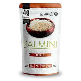 Hearts of Palm Palmini Rice Pouch