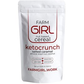 Farm Girl Farm Girl Salted Caramel Ketocrunch