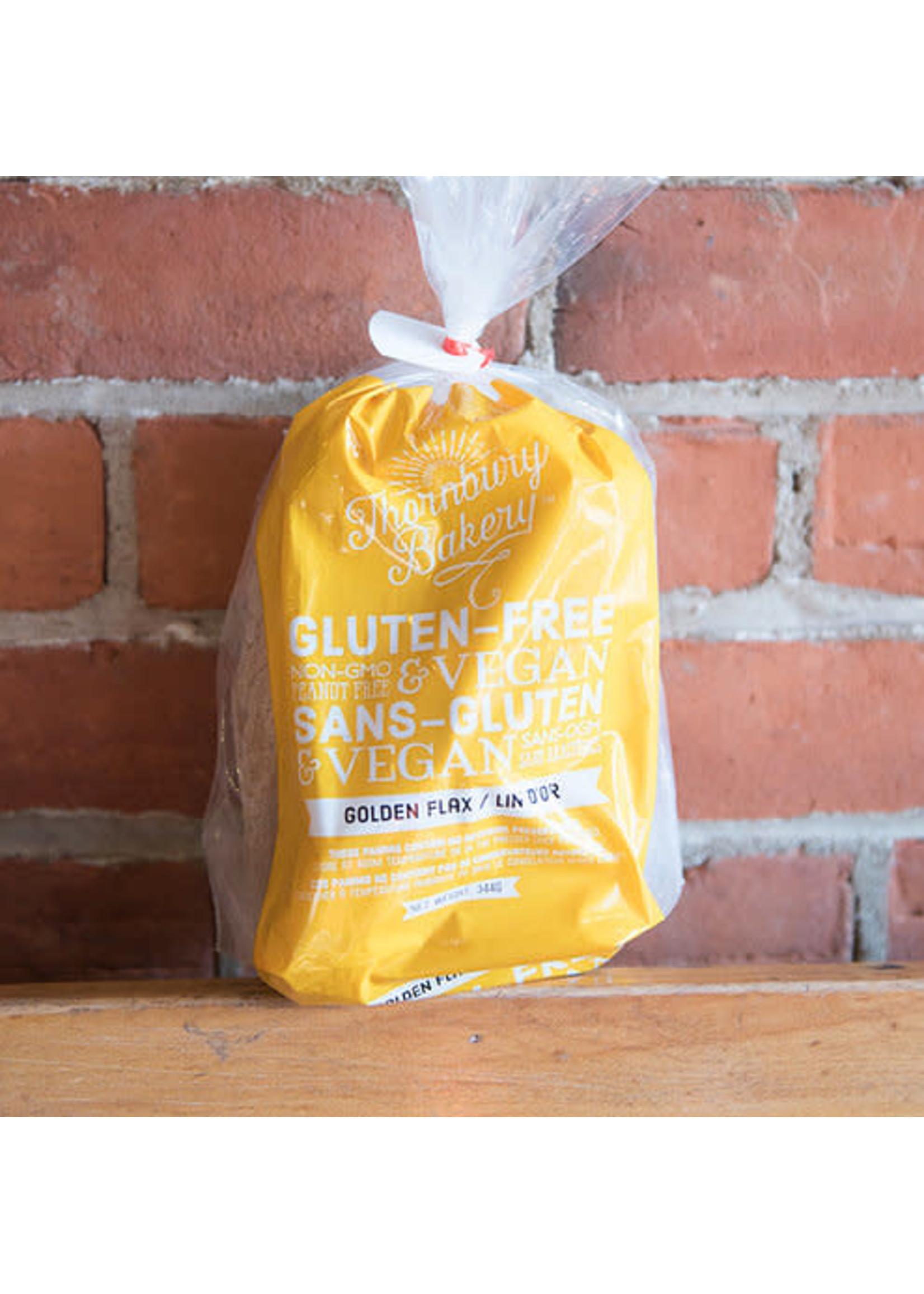 Thornbury Bakery D/CThornbury Bakery- Golden Flax Panini Style Bun (GF)