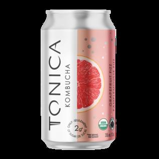 Tonica Kombucha Tonica Kombucha-Grapefruit Fizz