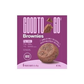 Good To Go Good to Go- Brownie