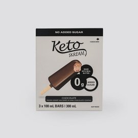 Keto Skeam Keto Skream Bars Chocolate
