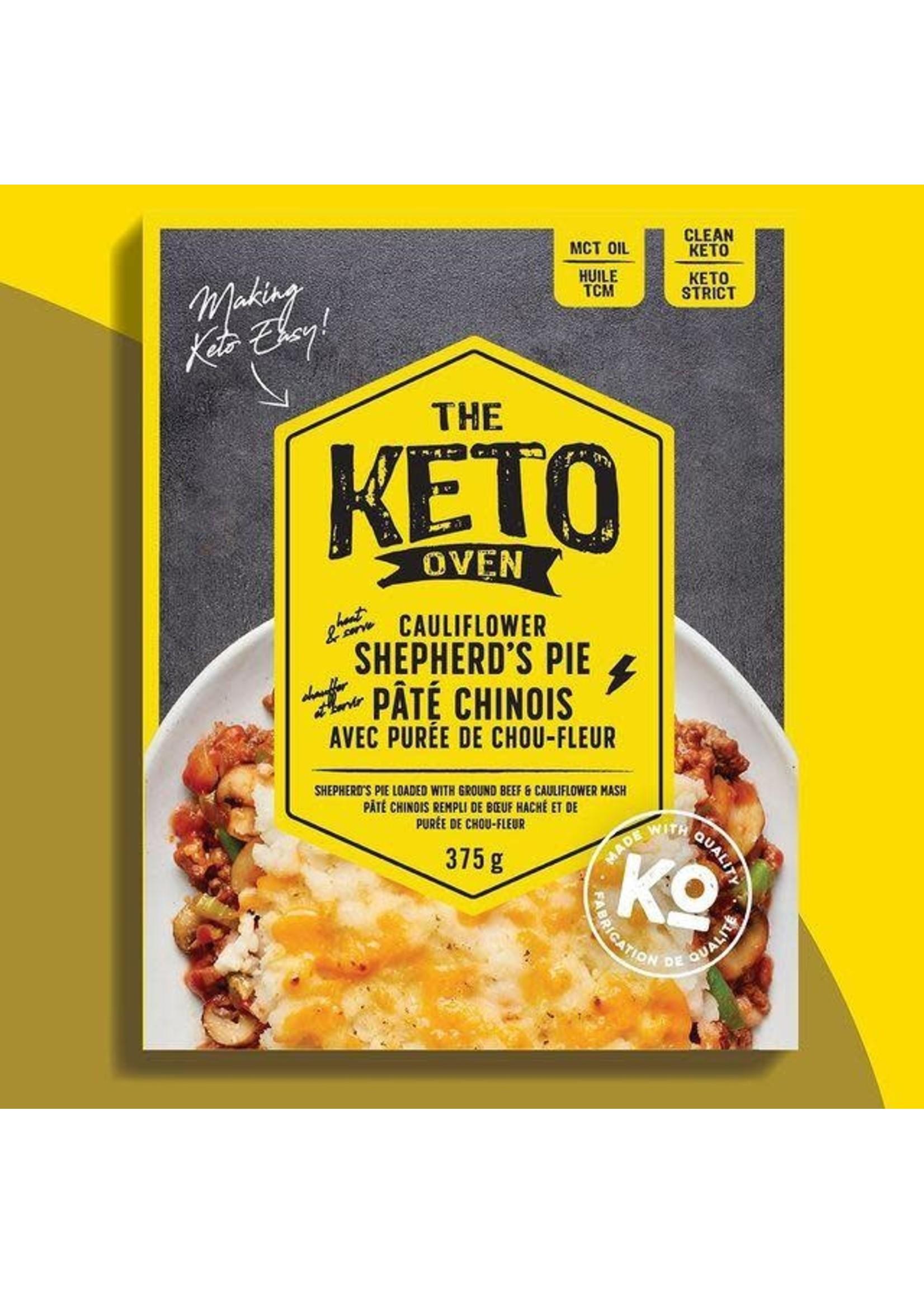 The Keto Kitchen The Keto Oven- Shepherd's pie