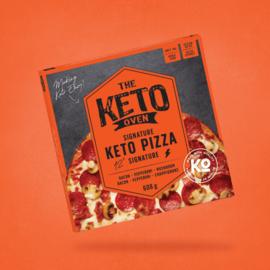 The Keto Kitchen The Keto Oven-  Signature Keto Pizza