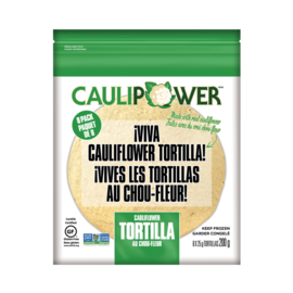 CAULIPOWER CAULIPOWER- Cauliflower Tortilla, Original (8 Ct)