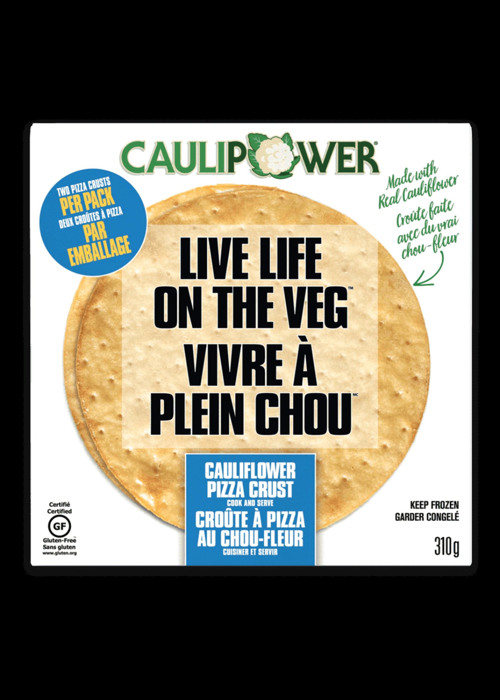 CAULIPOWER CAULIPOWER- Cauliflower - Pizza Crust