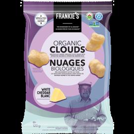 Frankies Frankies- Org White Cheddar Cloud Puffs