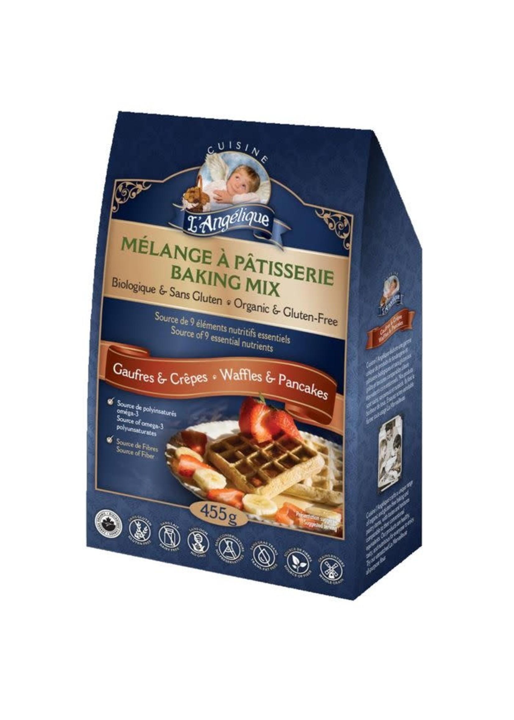 Cuisine L'Angelique Cuisine L'Angelique Gluten-Free & Organic- Pancake & Waffle