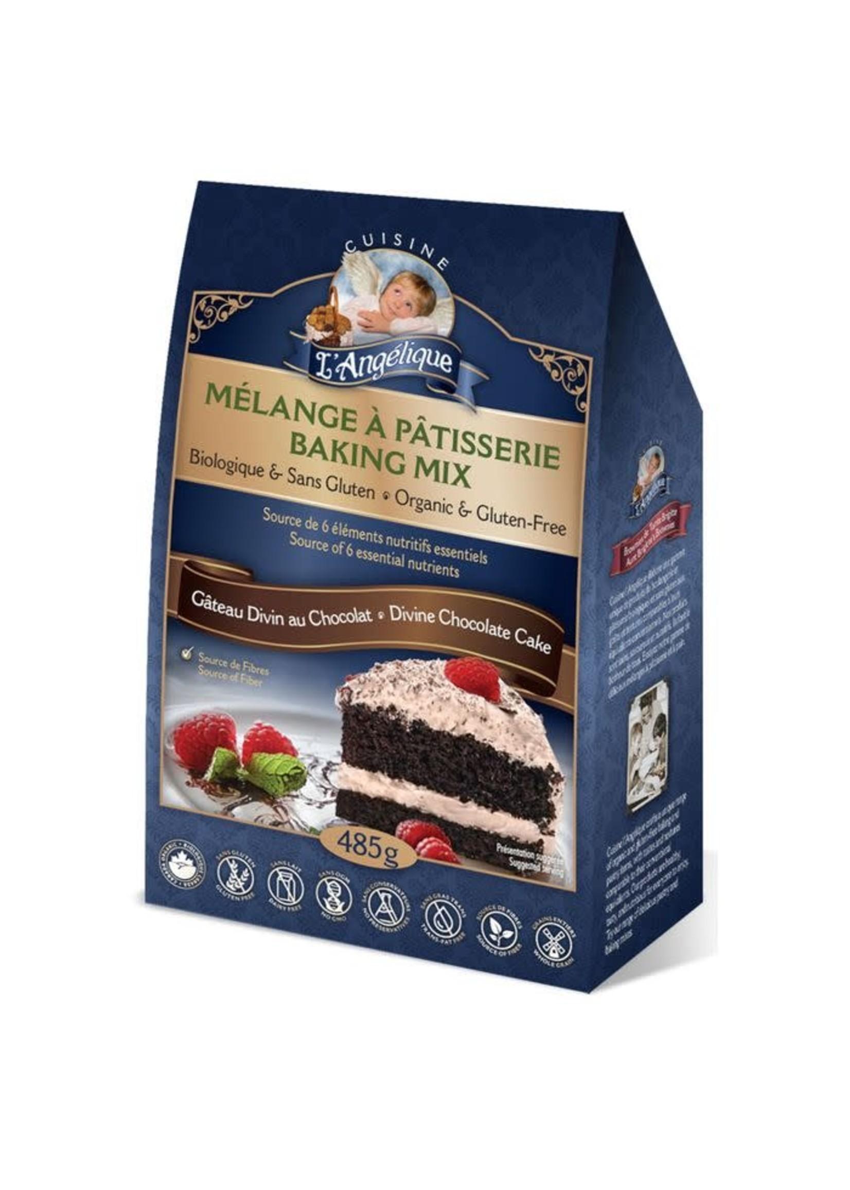 Cuisine L'Angelique Cuisine L'Angelique Gluten-Free & Organic- Chocolate Divine