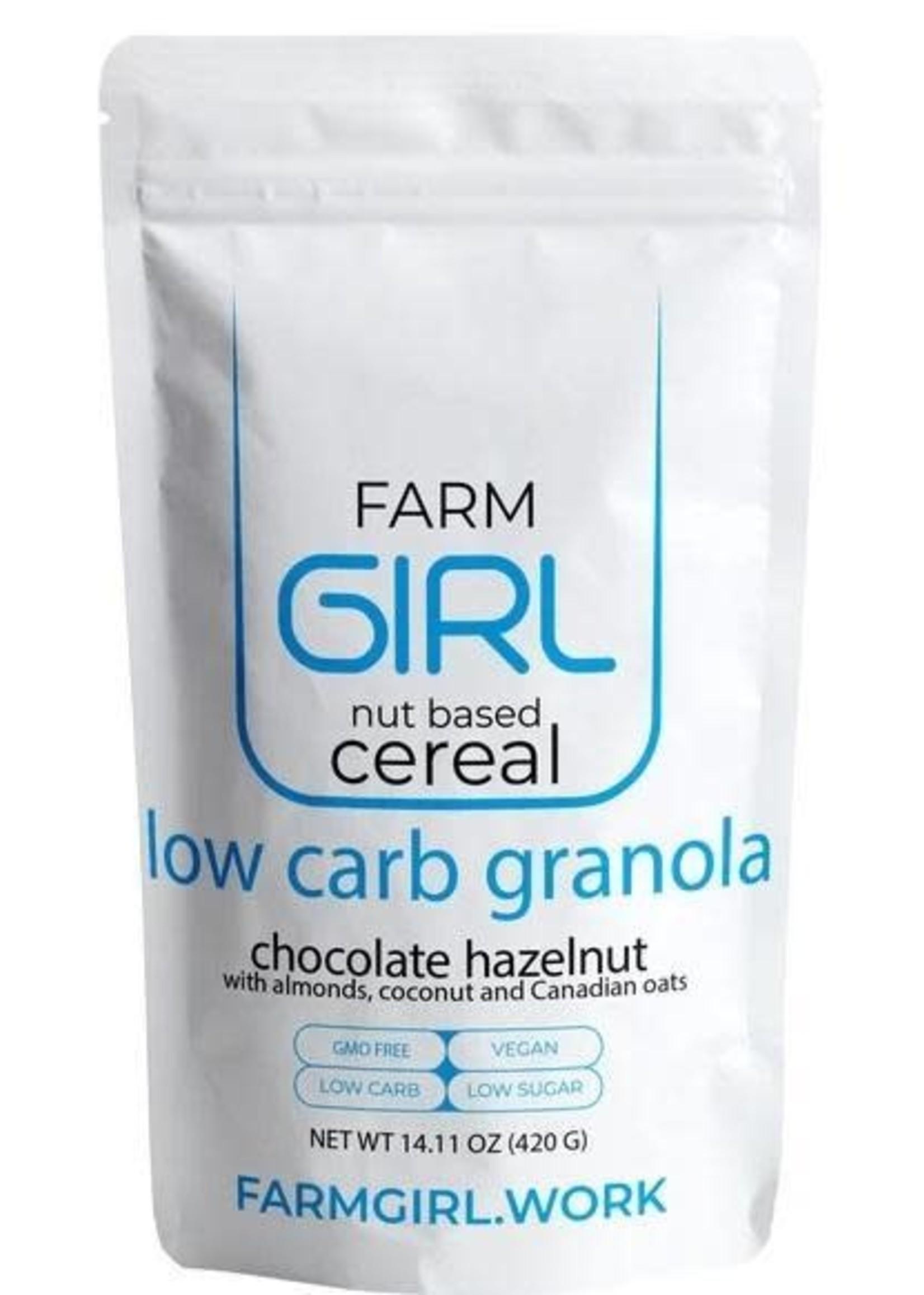 Farm Girl Farm Girl Chocolate Hazelnut Ketocrunch