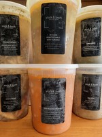Stock & Broth Stock & Broth- 2 DAY CLEANSE SOUPS