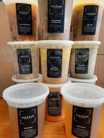 Stock & Broth Stock & Broth- 4 DAY CLEANSE SOUPS