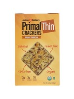 Julian Bakery Julian Bakery Primal Thin Crackers Parmesan