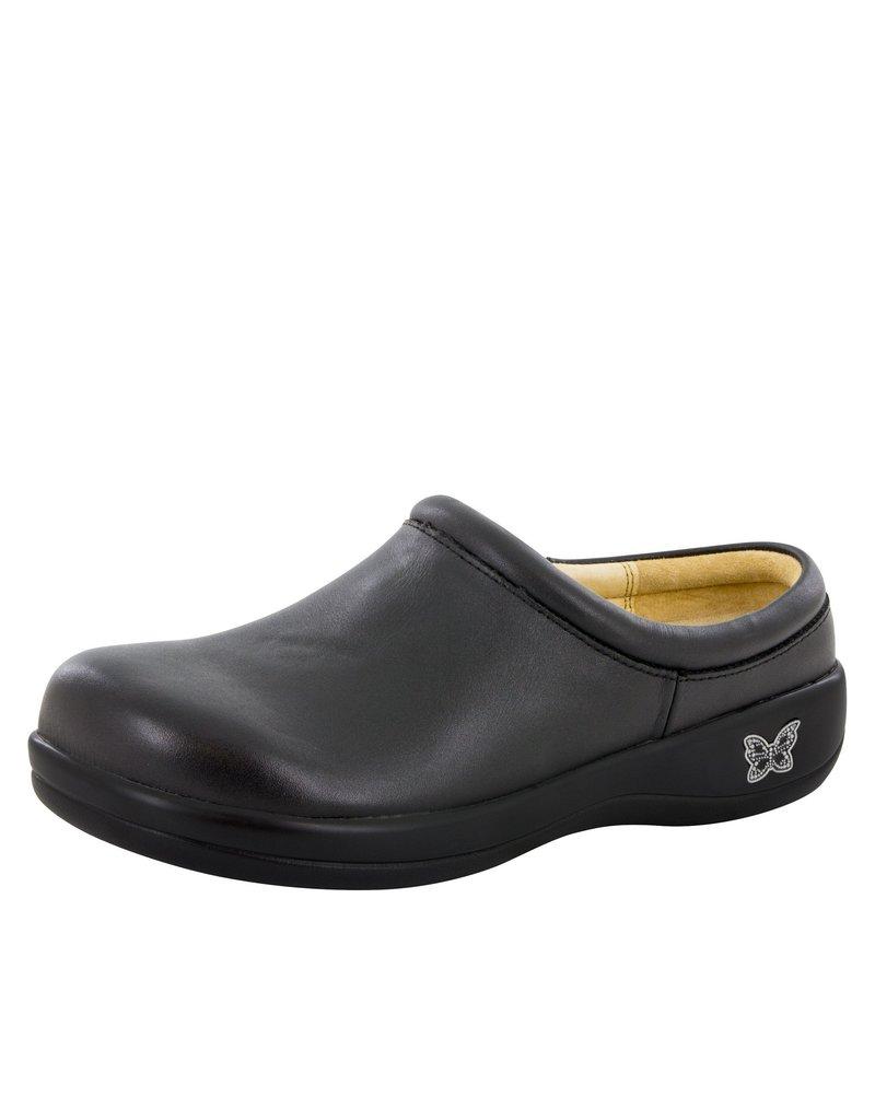 Alegria Alegria Kayla Black Nappa Professional Shoe