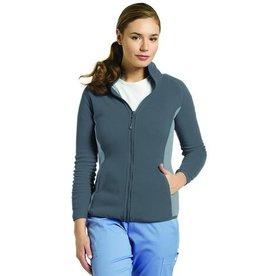 White Cross 448 White Cross Polar fleece Zip-Front Jacket