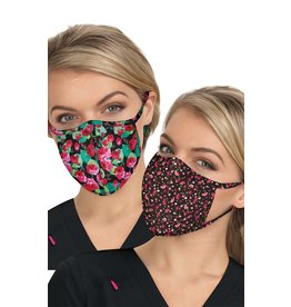 Koi BA157 Koi Reversible Mask 2-Pack