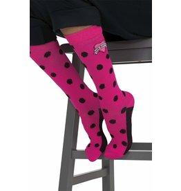 Koi BA155 Koi Betsey Johnson Compression Socks
