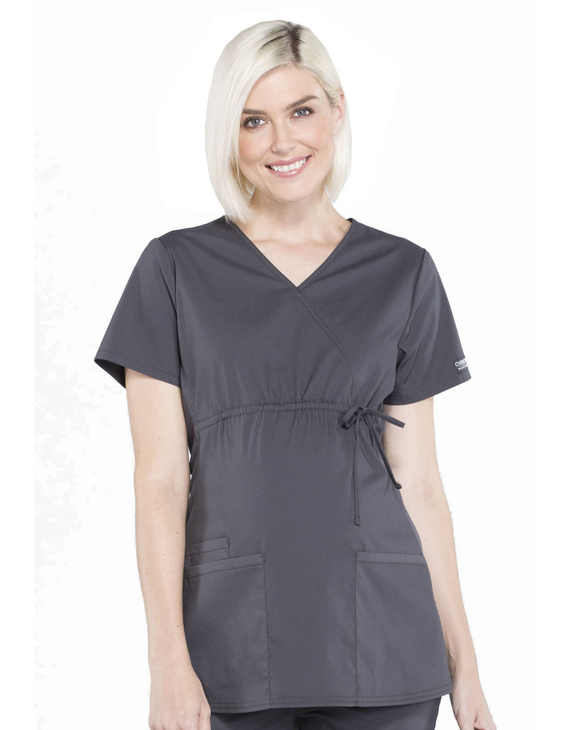 Cherokee WW685 Cherokee Maternity Top