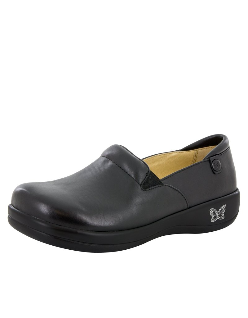 Alegria Alegria Keli Black Napa Shoe