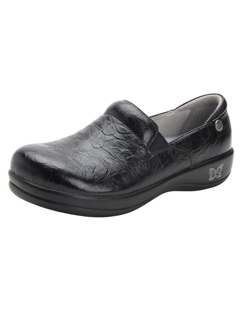 Alegria Alegria Keli Flutter Black Shoe