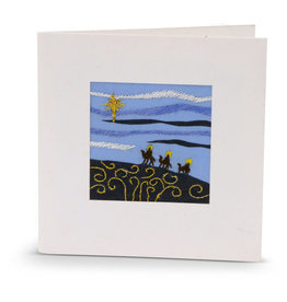Swajan Three Wise Men Holiday Card