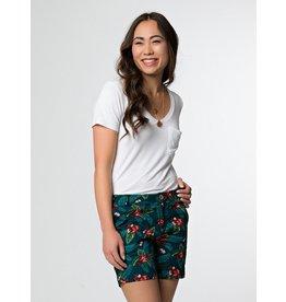 Mata Traders Floral Montague Shorts XS