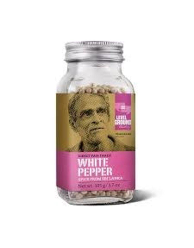 Level Ground White Peppercorns Spice Jar
