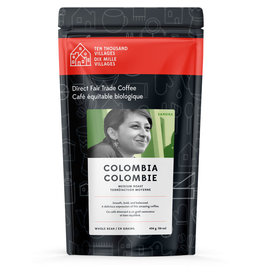 Level Ground Coffee Colombian Medium Roast (Ground)