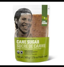Level Ground Organic Unrefined Cane Sugar 500g