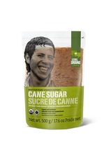 Level Ground Organic Unrefined Cane Sugar 2kg