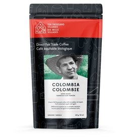 Level Ground Coffee Colombian Dark Roast (Ground)