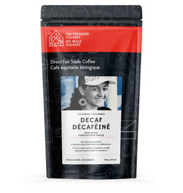 Level Ground Coffee Colombian Dark Roast Decaf (Ground)