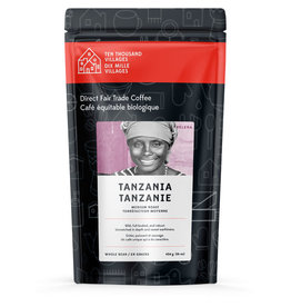 Level Ground Coffee Tanzanian Medium Roast (Ground)