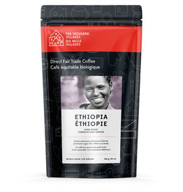 Level Ground Coffee Ethiopian Dark Roast (Ground)