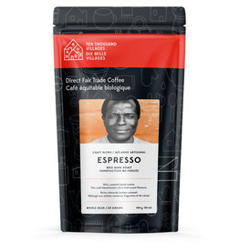 Level Ground Coffee Espresso Medium/Dark (Beans)
