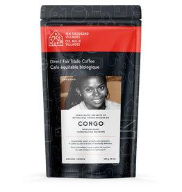 Level Ground Coffee Congo Medium Roast (Beans)